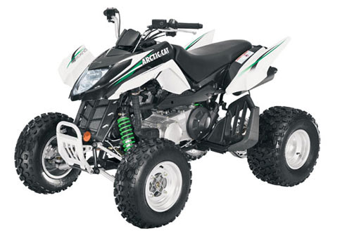 2009 Arctic Cat DVX 300 ATV Images